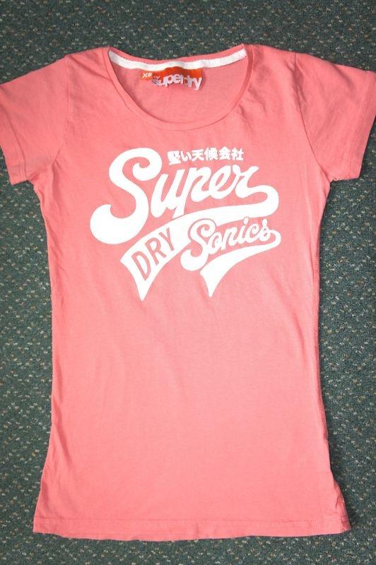 Superdry Sonics Tshirt
