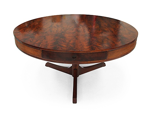 Amazing 1960u2032s Bridgeford Drum Table By Robert Heritage For Archie Shine, UK. Http