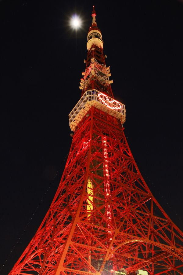 Christmas in Tokyo tower