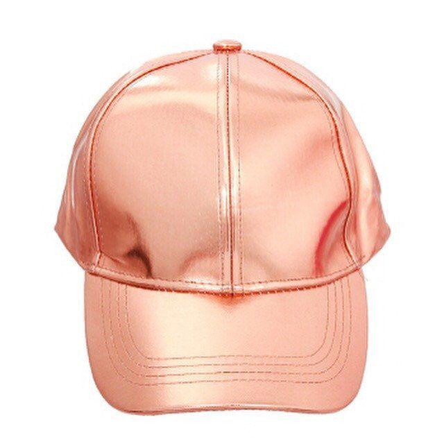 Rose Gold Hat