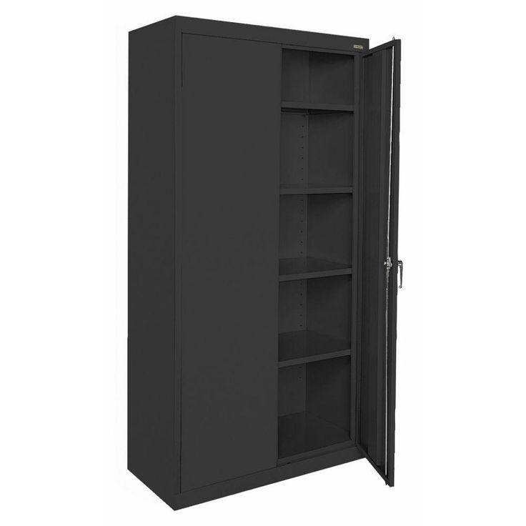 Best 25+ Storage cabinet with lock ideas on Pinterest   Secret gun ...
