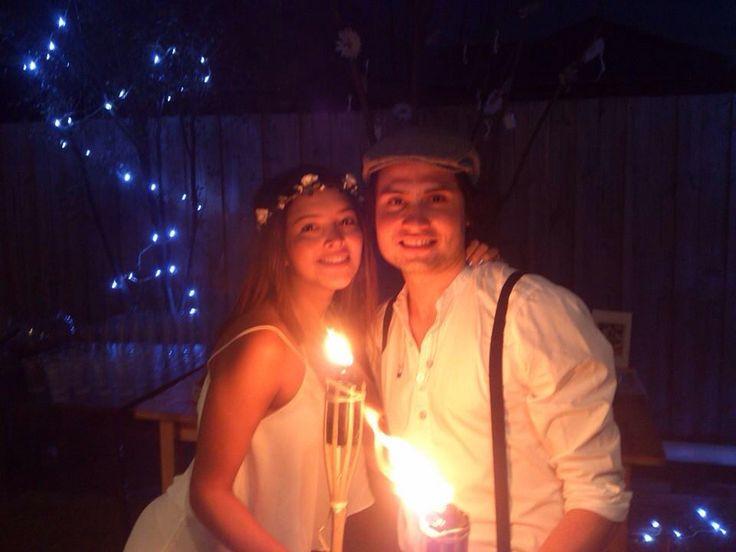 Nuestra #boda #weddingideas #wedding #justmarried #couple #vintage #hackeatuvida #danielygia