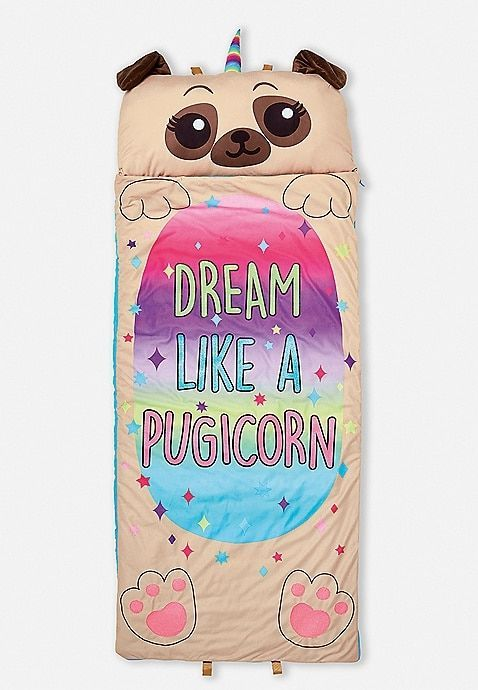 c07ad51465 Pugacorn Sleeping Bag