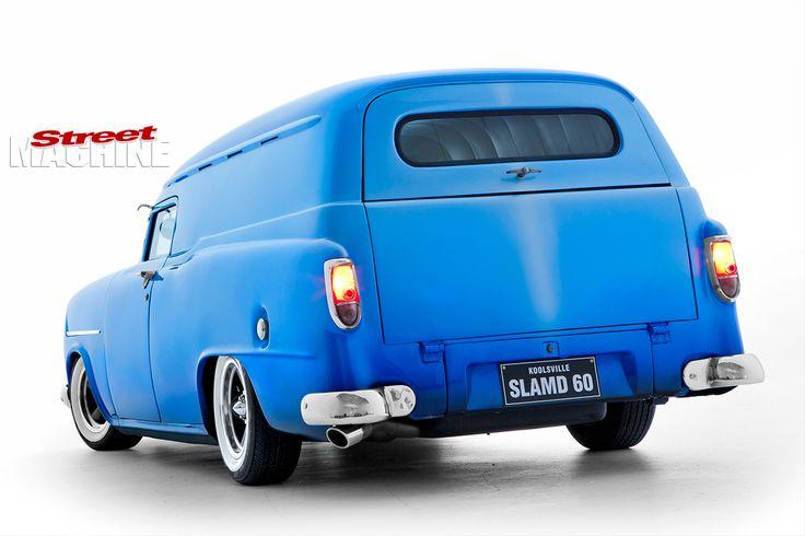Holden -FB-van -rear
