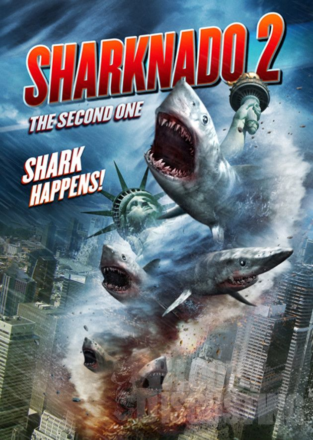 Sharknado 2 - The Second One (Love It!)