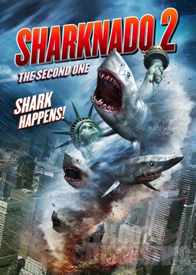 Sharknado 2 Adds Slew of D-Listers, Begins Shooting Next Week