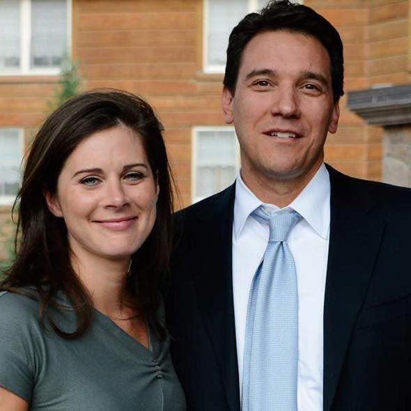 Find about CNN's Erin Burnett Married life and Children. Meet her Citigroup MD Husband