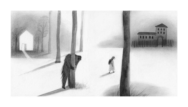Sandra Rilova. Children illustration.