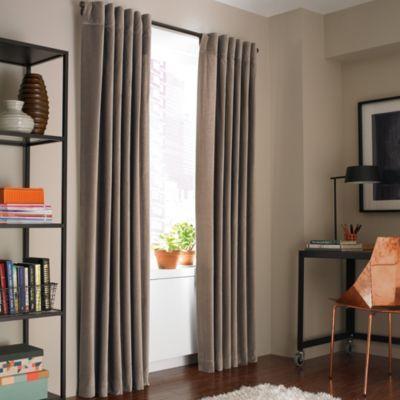 Kenneth Cole Reaction Home Soho Velvet Lined Window