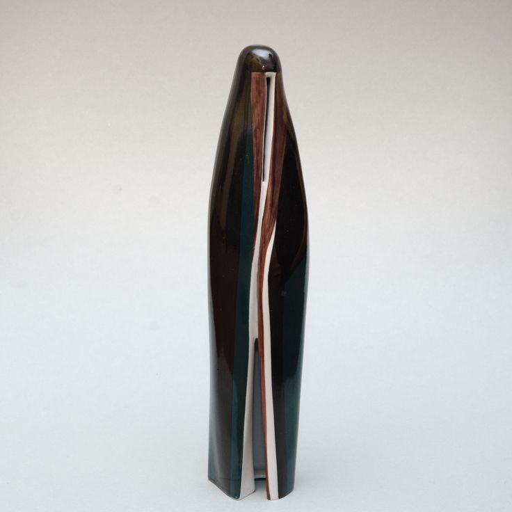 Figurka Arabka, Ćmielów, projekt: Lubomir Tomaszewski, Porcelain Figurine