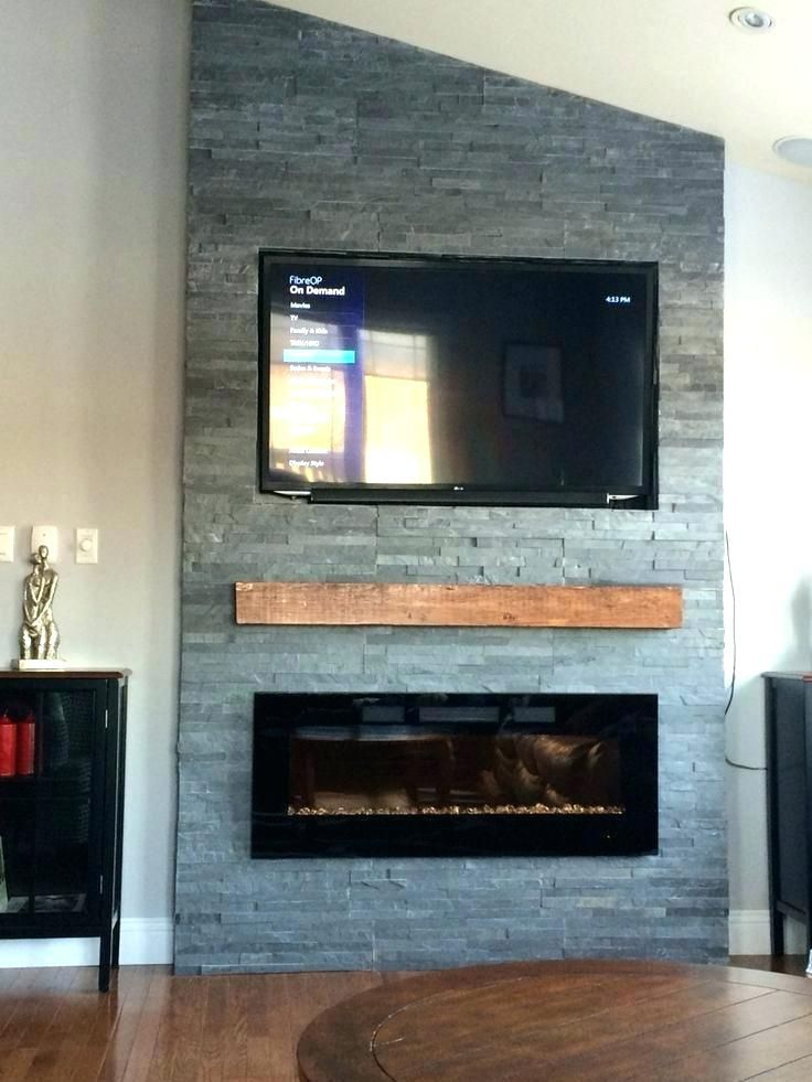 Image Result For Landscape Electric Fireplace Built In New Home