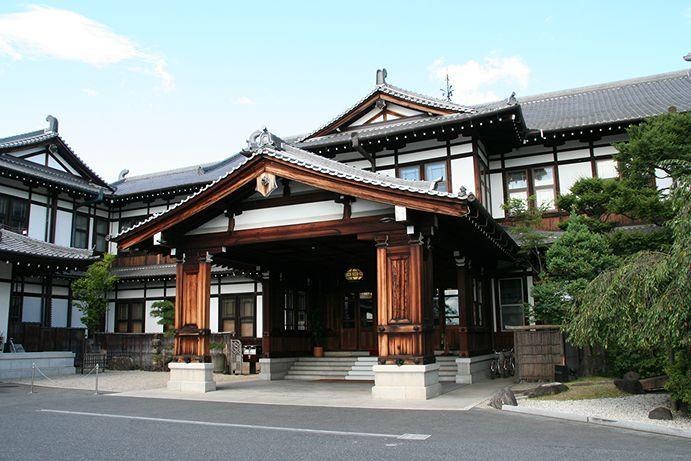 Nara Hotel, Nara, Japan