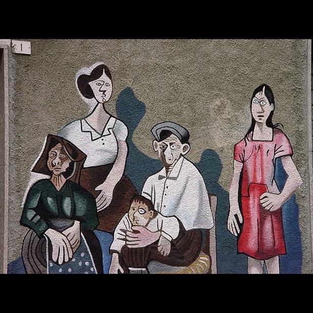 #sardegna #sardinia #italia #murales #orgosolo #arte #igersardegna #cortesapertas - @cristinapiliu
