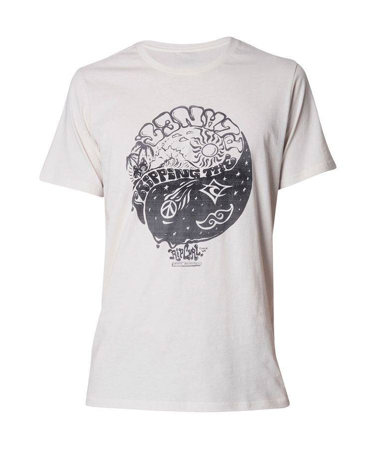 Cosmic Search Tee | Men's Shirts Online | T-Shirts & Surf Tops | Rip Curl Austr | Rip Curl Australia