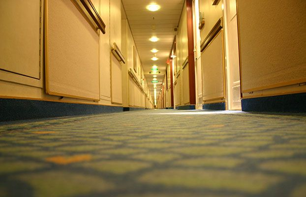 Housekeeping carts in guestrooms safer, more efficient | Hotel ...