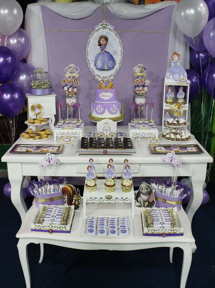 Princess Birthday Party Ideas | Photo 1 of 18