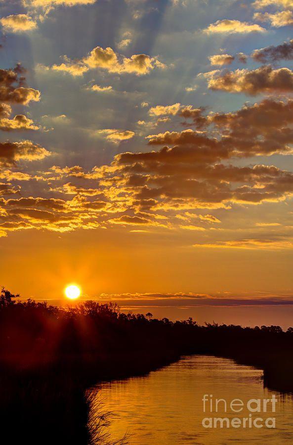 ✯ Sunrise along the Mississippi Gulf Coast