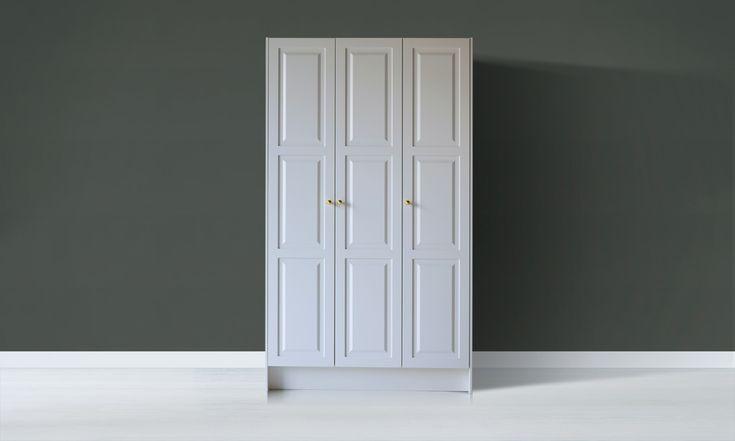 Skapa din egen garderob - Nytt kök badrum och tvättstuga - Vedum kök och bad AB