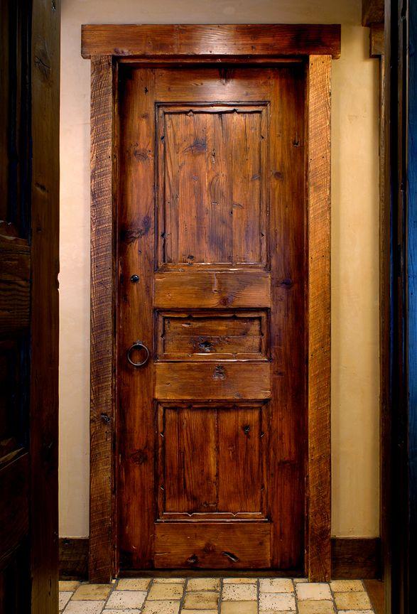 Interior Door by La Puerta Originals. Photo: Bob Brazell & 227 best Interior Doors images on Pinterest | Interior doors Door ... Pezcame.Com