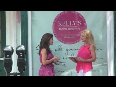 """Kelly Childs & the Creating of """"Kelly's Bake Shoppe"""" with Kate Davidson Design"""