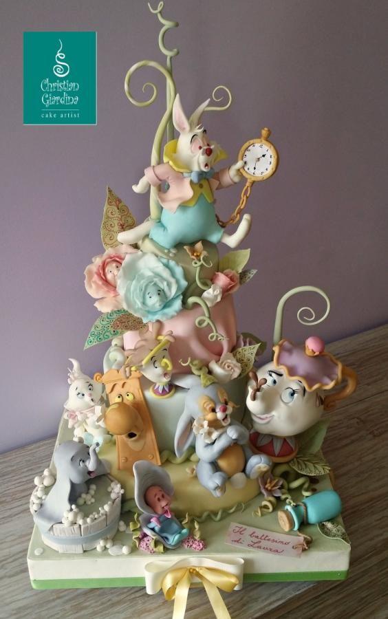 """"""" Laura ' s fun parade"""" - Cake by Christian Giardina"""