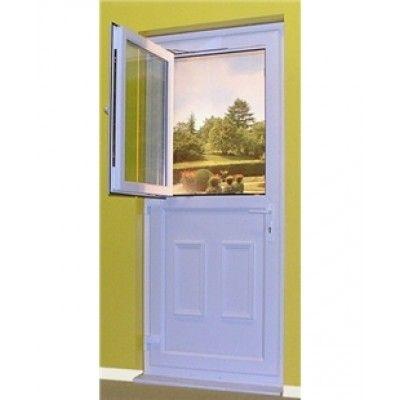 uPVC Stable Doors - Back door replacement option