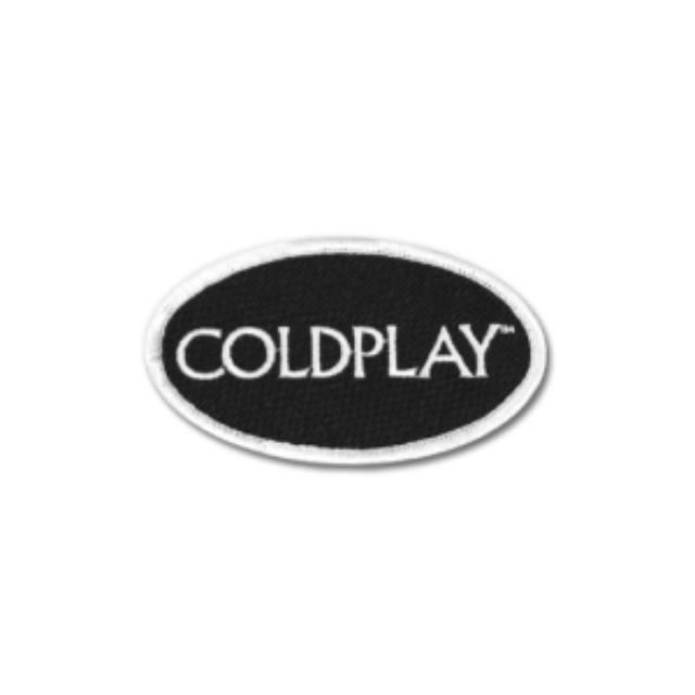 Coldplay Logo Patch