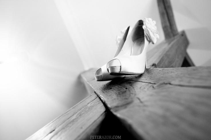 Topánky.  Chateau Belá