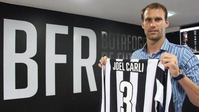 BotafogoDePrimeira: Aprovado nos exames médicos, zagueiro argentino Jo...