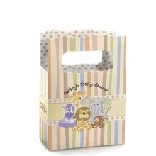 zoo baby shower favor box