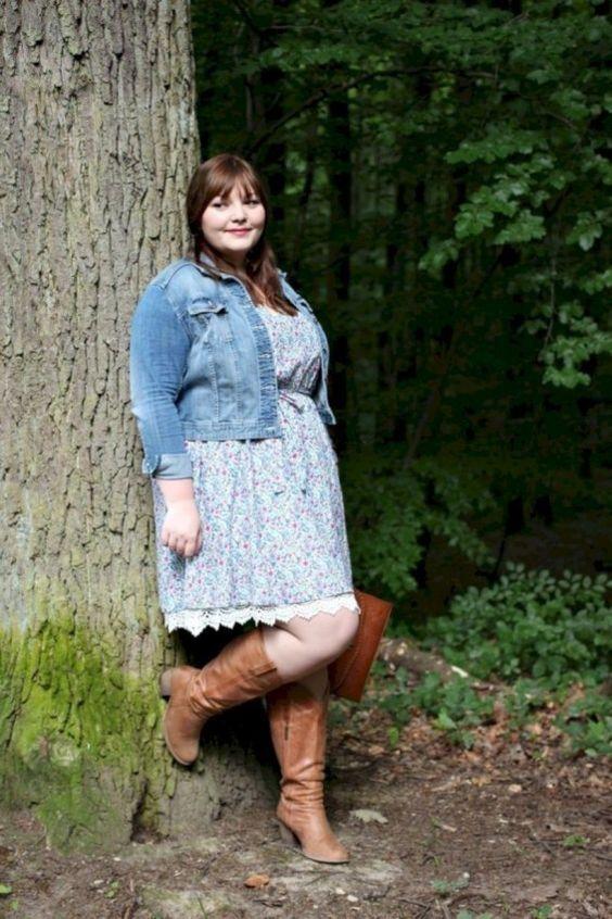 Cowgirl-Kleider für Plusgrößen-Frauen