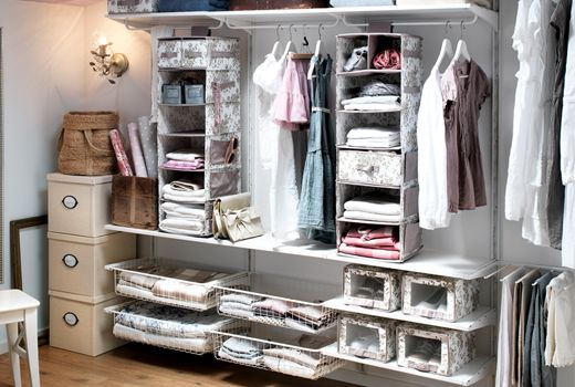 IKEA Clothes storage system