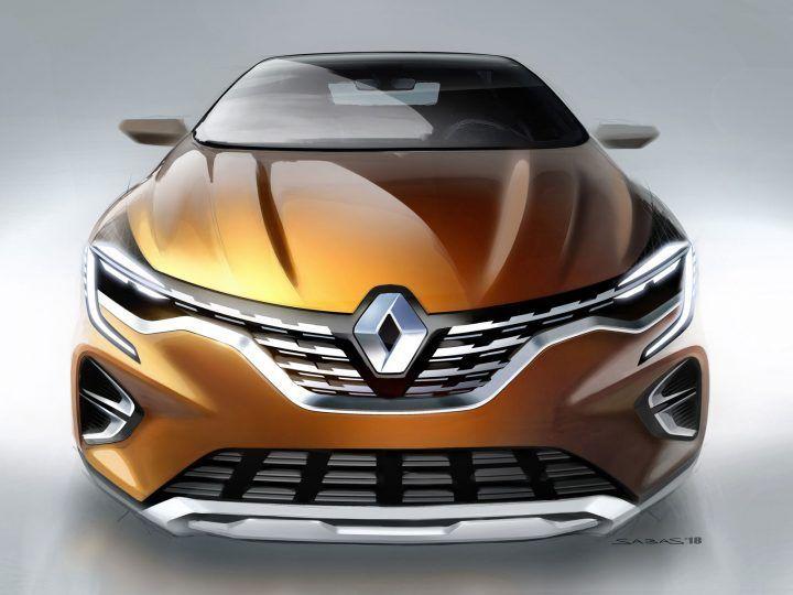 New Renault Captur The Design Renault Suv Design Cardesign