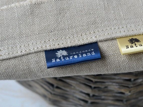 100 Custom Fabric labels Color Satin Clothing Labels on Etsy, $28.34 AUD