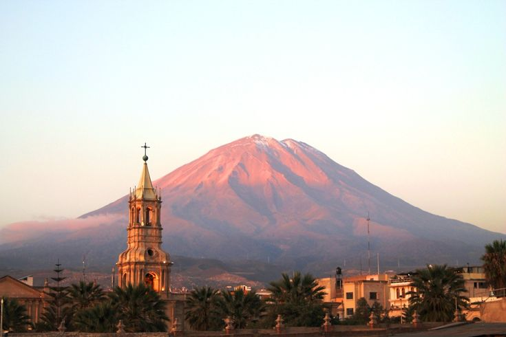 The are not many cities I instantly fall in love with, but Arequipa Peru is one of them. It is one of the most beautiful cities in South America in my opinion