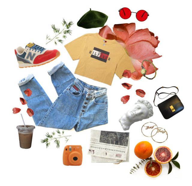 dated photos by marshakaethlyn on Polyvore featuring polyvore, fashion, style, New Balance, Juicy Couture, Elgin, Pier 1 Imports, Fujifilm and clothing