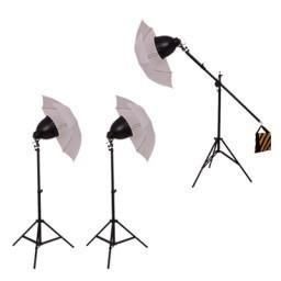 It is the most commonly used accessory for mounting tungsten light, flash or strobe or mono light, red light and other light heads for a steady focus.