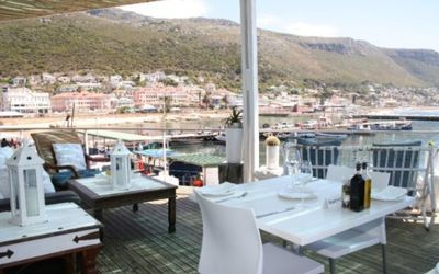 RESTAURANT REVIEW: The original Harbour House restaurant, in the Western Cape fishing village of Kalk Bay.  http://ow.ly/qagA2
