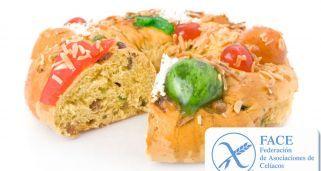 Receta de Roscón de Reyes sin gluten