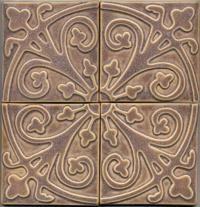 Quatrefoil Tile | Quatrefoil tile | Quatrefoil & Trefoil
