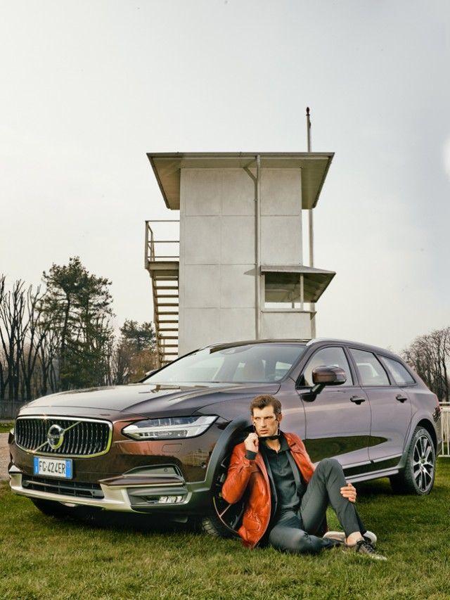 Volvo V90 Cross Country   Familiari senza limiti - Style - Il Magazine Moda Uomo del Corriere della Sera
