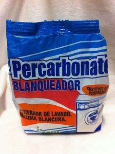 Usos percarbonato