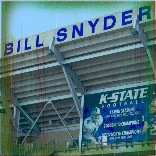 KState Coaster Collection Bill Snyder Family by coasterstocoasters, $7.00