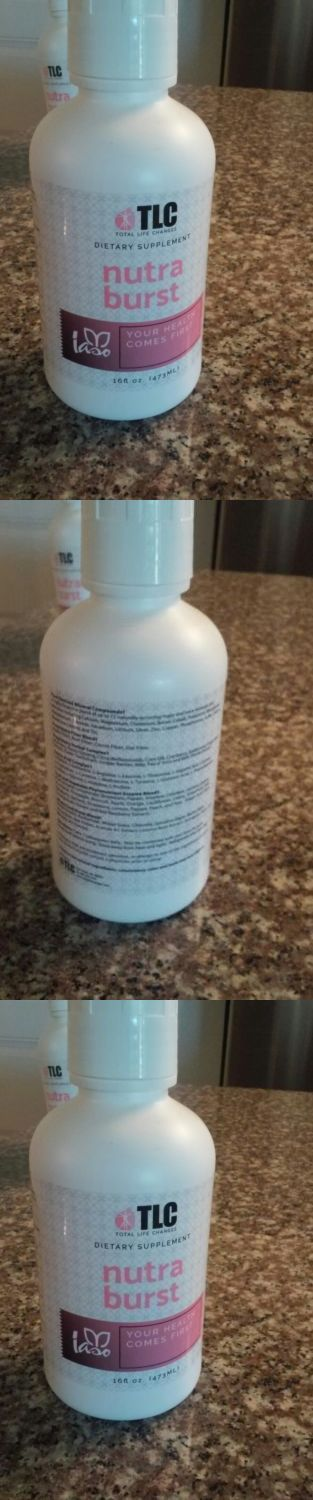 Detox and Cleansers: Iaso Nutra Burst 16 Oz. One Month Supply 100% Organic Liquid Multivitamin -> BUY IT NOW ONLY: $39.97 on eBay!