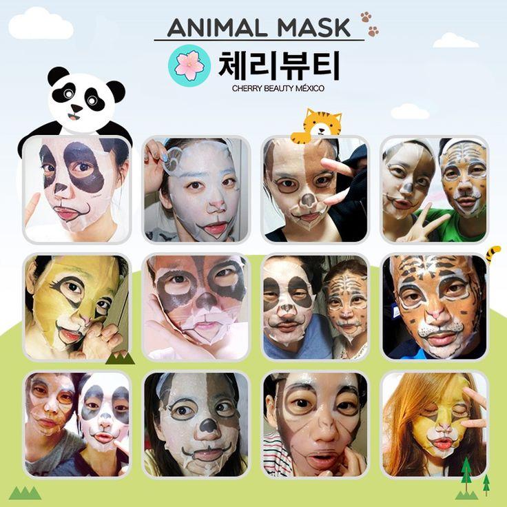 Ya disponibles las nuevas Animal Mask de #Berrisom!
