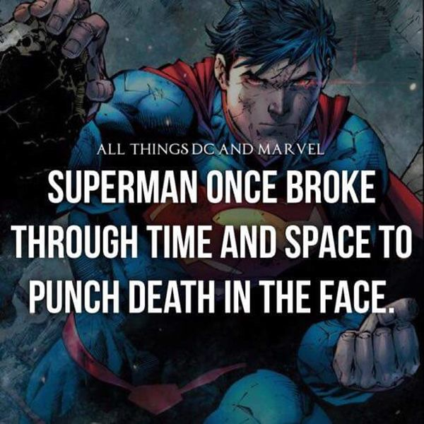 Unless you read all the comics, it's easy to get behind on the latest superhero news... and there is an awful lot of it! So, here are thirteen awesome superhero facts that you probably didn't know. Check them out!