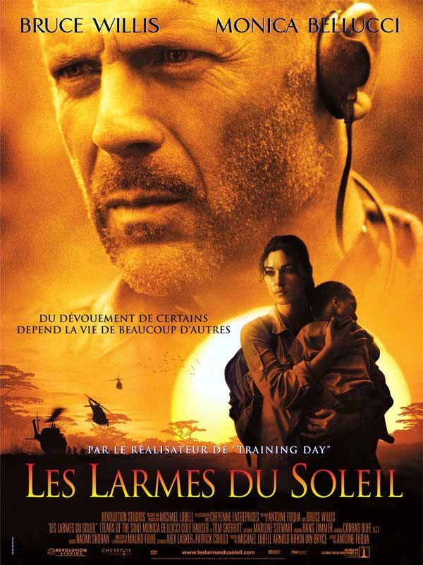 Les Larmes du soleil - film 2003 - AlloCiné