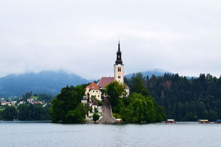 Slovenia  Size: 20,273 km2 Inhabitants: 2 million Language: Slovene Currency: Euro  Slovenia is super developed. Ljubljana, the capital, is one of the cutest capitals I've ever visited. The city is riddled with brigtly coloured houses, hipster café's and and lots of students, which makes it a cheap place to visit too. If you're into nature, definitely head over to Lake Bled, which definitely lives up to its expectations.