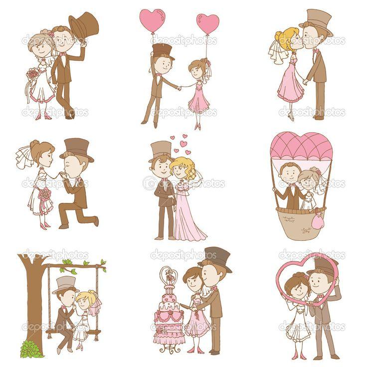 Свадебные картинки для скрапа. Обсуждение на LiveInternet - Российский Сервис Онлайн-Дневников