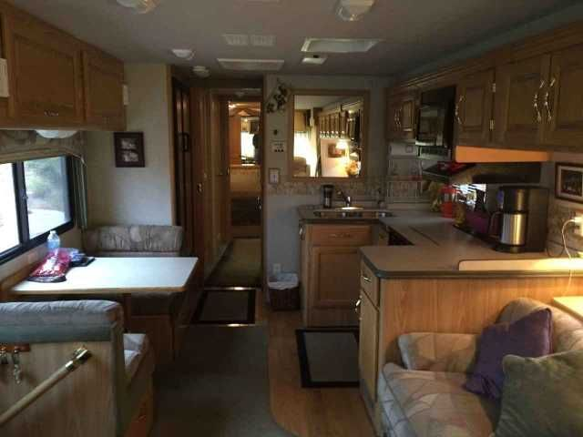 2000 Used Fleetwood Pace Arrow 37K Class A in Utah UT.Recreational Vehicle, rv, 2000 model Pace Arrow 37K with 30 k miles-NO SMOKING or PETS. It has two slide outs-one for the master bedroom (rear) & a second for the main living area which includes the living & kitchen areas. The entertainment system has a fully automatic (dome) satelite system that is compatible with either DISH or Direct Satelite Service, two television sets-one in the living area & one in the master bedroom with a central…